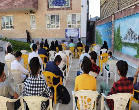 برگزاری جلسه اولیاء و دانش آموزان پایه یازدهم به دوازدهم