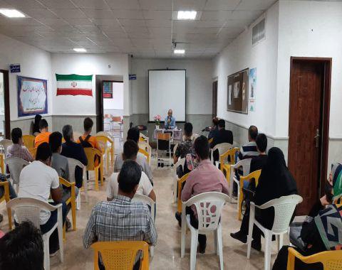برگزاری جلسه هم اندیشی دانش آموزان پایه نهم