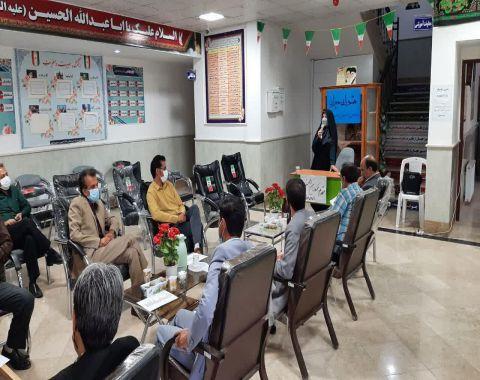 برگزاری اولین جلسه شورای دبیران سال تحصیلی 1401-1400